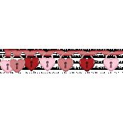 Valentine Grunge Lock Banner