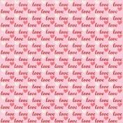 Valentine Grunge Paper 9