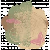 Butterfly Spring- Paint Splatter 3
