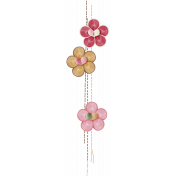 Butterfly Spring- Flower 4