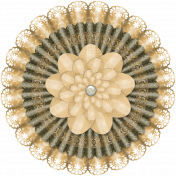 SewLoved Flower #7