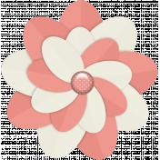 Sew Loved Flower #8