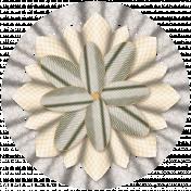 Sew Loved Flower #9