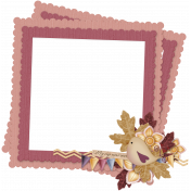 Bountiful Life Frame & Cluster