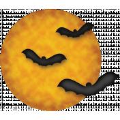 When Black Cats Prowl - Moon & Bats #2