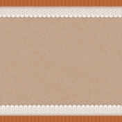Homestead- pocket card #10, 2x2
