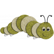 A Bug's World - caterpillar