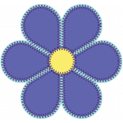 A Bug's World- flower #5