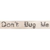 A Bug's World- word tag #5