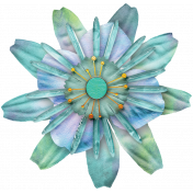 Just Beachy- flower 7