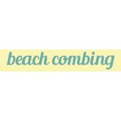 Just Beachy- word tag 29