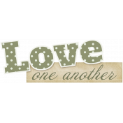 Love Knows No Borders- word art 1