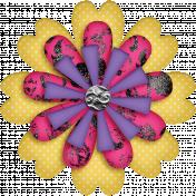 Spooktacular- flower 1