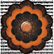 Spooktacular- flower 2