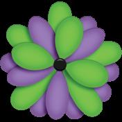 Spooktacular- flower #3