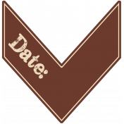 In the Pocket - date tag #1