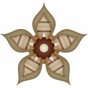 In the Pocket- flower 6