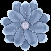 Vintage Memories- flower 1