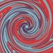 Kumbaya- swirl paper 1