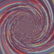 Kumbaya- swirl paper 5