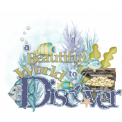 Down Where It's Wetter 2- word art 5