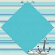 Down Where It's Wetter 2- Pocket/Journal Card 11-1, size 4x4