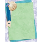 Down Where It's Wetter 2- Pocket/Journal Card 4-2, size 3x4