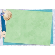 Down Where It's Wetter 2- Pocket/Journal Card 4-3, size 4x6