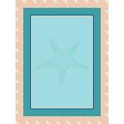 Down Where It's Wetter 2- Pocket/Journal Card 6-2, size 3x4
