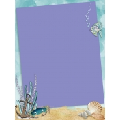 Down Where It's Wetter 2- Pocket/Journal Card 7-2, size 3x4