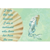 Down Where It's Wetter- Journal Card 8-3, size 4x6