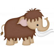 Dino-Mite, mini kit mammoth