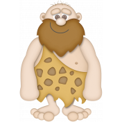Dino-Mite, caveman