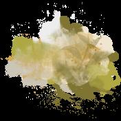 Dino-Mite, paint splatter 2