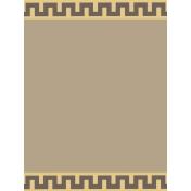 Santa Fe - Card 1, 3x4