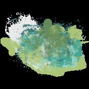 Santa Fe- Paint Splatter 3