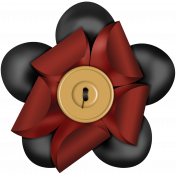 A Little Witchy - flower 3
