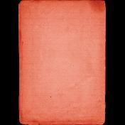 Notepaper- Orange