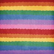 Living Color- Wavy Paper