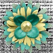 Full Bloom Flower 01