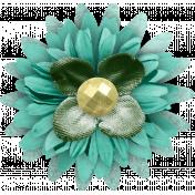 Full Bloom Flower 02