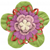 Full Bloom Flower 06