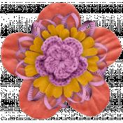Full Bloom Flower 07