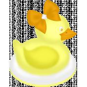 Duck-yellow