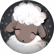Jamison Reign- Lamb Sticker 1