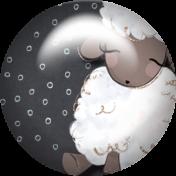 Jamison Reign- Lamb Sticker 2