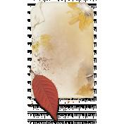 Antiqued Autumn Cluster 2