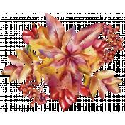 Floral Elegance Transfer 1