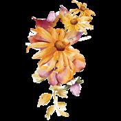 Floral Elegance Transfer 2