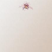 Floral Elegance Illustrated Paper 2